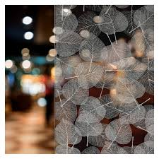 Artscape Magnolia Decorative Window Film by Bdf 4whlv Decorative Window Film White Leaves Decorative Windows