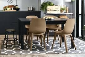 Dining Room Chairs Ikea Table Furniture Within Decorating