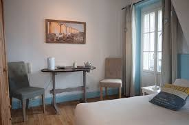 chambre opale hôtel logis de à wimereux sur la côte d opale