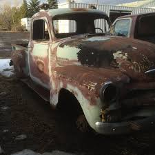 100 Chevy Pickup Trucks For Sale 1954 Truck Alberta HJCs Clothing And More