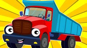 100 Truck Songs The Wheels On The Truck Vehicles Song Nursery Rhymes Kids