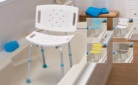siege de baignoire sièges de baignoire ajustables avec dossier par aquasense