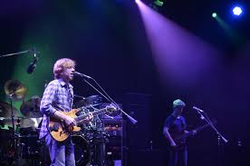 Bathtub Gin Phish Tribute Band by Phish Doesn U0027t Hold Back At Spac Concert The Daily Gazette