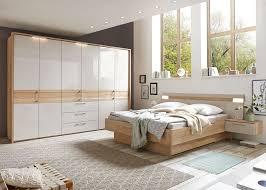 schlafzimmer nazza grau hochglanz eiche silea