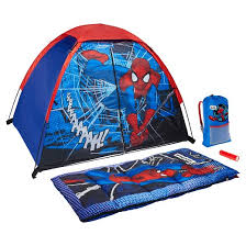 Nickel Bed Tent by Spider Man Target