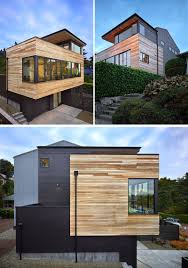100 Modern Cedar Siding The Cycle House By Chadbourne Doss Architects