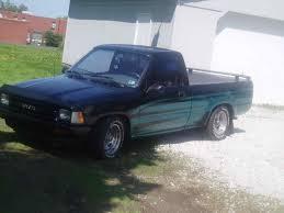 100 Toyota Mini Trucks 1986 Toyota Pickup 2wd Lowered Mailordernetinfo