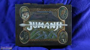 Jumanji Replica Movie Prop