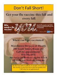 Pumpkin Picking Parsippany Nj by Morristown Health Department To Offer Flu Shots Morristown Nj