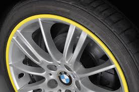 Amazon.com: Rimskins 4 Pack Car Rim Protector (Yellow): Automotive