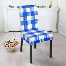 Gingham Blue Pattern Print Dining Chair Slip Cover Christmas Lunch Laid On Farmhouse Table With Gingham Tablecloth And Rustic Country Ding Room With Wooden Table And Black Chairs 100 Cotton Gingham Check Square Seat Pad Outdoor Kitchen Chair Cushion 14 X 15 Beige French Lauras Refresh A Beautiful Mess Bglovin Black White Curtains Home Is Where The Heart Queen Anne Ding Chairs Painted Craig Rose Pale Mortlake Cream Laura Ashley Gingham Dark Linen In Cinderford Gloucestershire Gumtree 5 Top Tips For Furnishing Your Sylvias Makeover Emily Henderson