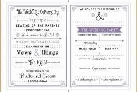 Free Wedding Printables Templates Printable