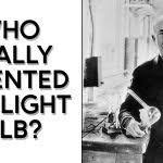 light bulb the inventor of the light bulb the inventor of the