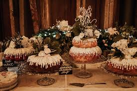 Minnesota Wedding Guide Desserts Beverages Nothing Bundt Cakes