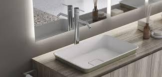 waschplatz lösungen für auflagewaschtische bad direkt