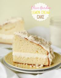 Olive Garden Lemon Cream Cake Confessions of a Cookbook Queen