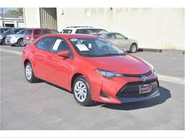 used 2017 toyota corolla for sale in fresno ca edmunds