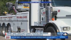 100 Craigslist Arkansas Trucks Tow Truck Hauls Casket CrossState To Promote Move Over Law