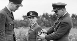 Britains Most Decorated Soldier Ever by A Few Americans In The Battle Of Britain Historynet