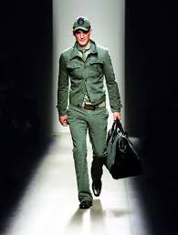 2007 Springsummer Vintage And Romantic Mens Wear Collection
