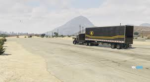 100 Knight Rider Truck Semi Trailer GTA5Modscom