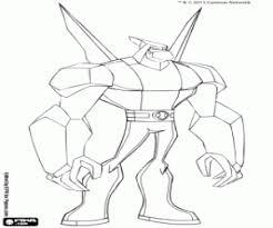 Diamondhead From Ben 10 Omniverse
