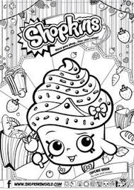 Get The Latest Free Shopkins Coloring Pages Images Favorite To Print Online By ONLY COLORING PAGES