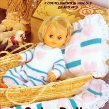 Free Crochet Baby Doll Clothes Patterns