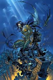 The Darkness Issue 1 Art By Marc Silvestri