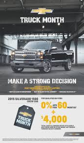 100 Truck Month Burns Chevrolet Is A Rock Hill Chevrolet Dealer And A New Car And
