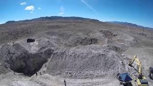 Dugway Geode Beds by Geo Rock Bed In Utah Youtube