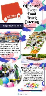 Tampa Bay Food Truck Offers Different Sizes Of Office And Event Food ... 333 The Bay Vs La Taco Truck Shdown Roaming Hunger Food Trucks New Food Bring Refreshment And Amazing Catering For Tech Companies Like Saleforce Buzzfeed Comes From 26 Favorite Trucks In Sonoma County El Guapo Taco Truck Surfer Money Teacher Pinterest Top 10 Best Mexican San Francisco Paisa Roadfood Vw Bus Life Taqueria Angelicas Home Facebook Aunty Vickys
