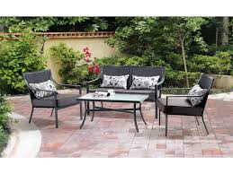 Walmart Patio Furniture Cushion Replacement by Furniture Mainstay Patio Furniture For Outdoor Togetherness