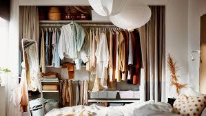 kleiderschrank organisieren ideen für mehr ordnung ikea