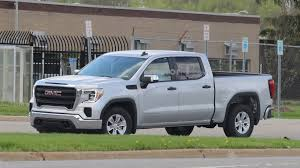 Entry-Level 2019 GMC Sierra 1500 Spied Looking Quite Restrained Ram Chevy Truck Dealer San Gabriel Valley Pasadena Los New 2019 Gmc Sierra 1500 Slt 4d Crew Cab In St Cloud 32609 Body Equipment Inc Providing Truck Equipment Limited Orange County Hardin Buick 2018 Lowering Kit Pickup Exterior Photos Canada Amazoncom 2017 Reviews Images And Specs Vehicles 2010 Used 4x4 Regular Long Bed At Choice One Choose Your Heavyduty For Sale Hammond Near Orleans Baton