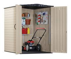 Rubbermaid Vertical Storage Shed Home Depot by Storage Sheds Home Depot Canada Pictures Pixelmari Com