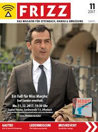 frizz das magazin offenbach november 2017 by frizz offenbach