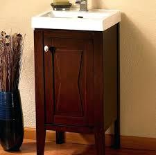 16 Inch Deep Bathroom Vanity by 16 Depth Bathroom Vanity Cool Inch Wide Bathroom Cabinet With Inch