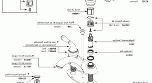 2 Handle Kitchen Faucet Diagram by Kitchen Moen Banbury High Arc 2 Handle Standard Kitchen Faucet