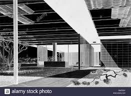 100 Architect Paul Rudolph Ural Drawing Interior Perspective Watson Residence