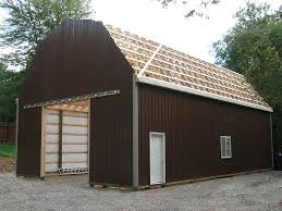 Metal Loafing Shed Kits by 9 Loafing Shed Kits Oregon Stable Systems Inc Horse Barn