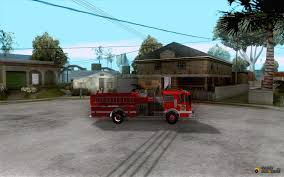 Fire Truck Mod Gta Sa, Game Truck Los Angeles | Trucks Accessories ...