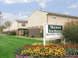 3 Bedroom Townhouses For Rent by Skywae Townhomes Rentals Columbus Oh Apartments Com