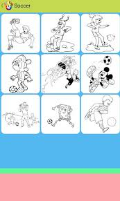 Sport Coloring Book Apps Apk Free Download For Android PC Windows Screenshot