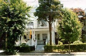 Chestnut Inn Bed & Breakfast Newport Rhode Island RI Inns