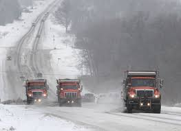 100 Plow Trucks For Sale In Michigan Snow Plows Plan To Slow To Crawl To Conserve Salt MLivecom