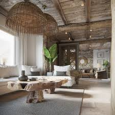 2 Homes In Mediterranean Rustic Chic Deko Home Decor