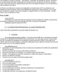 magistrats du si e et du parquet rapport de stage juridictionnel pdf