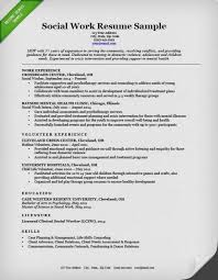 Social Work Resumes Resume Sample Imaginative Adadrivered