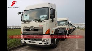 HINO Tractor Truck Exporter , China Hino Trucks - YouTube Hino Toyota Harness Data To Give Logistics Clients An Edge Nikkei 2008 700 Profia 16000litre Water Tanker Truck For Sale Junk Mail Expressway Trucks Adds Class 4 Model 155 To Its Light Duty Lineup Missauga South Africa Add 500 Truck Range China 64 1012 M3 Concrete Ermixing Truckequipment Motors Wikipedia Ph Eyes 5000 Sales Mark By Yearend Carmudi Philippines Safety Practices Euro Engines Hallmark Of Quality New Isuzu Elf